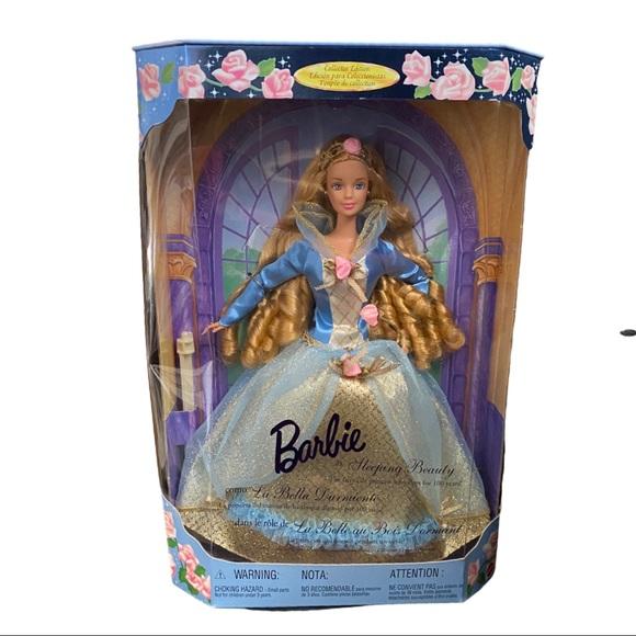 Collectors Edition Barbie Sleeping Beauty BNIB